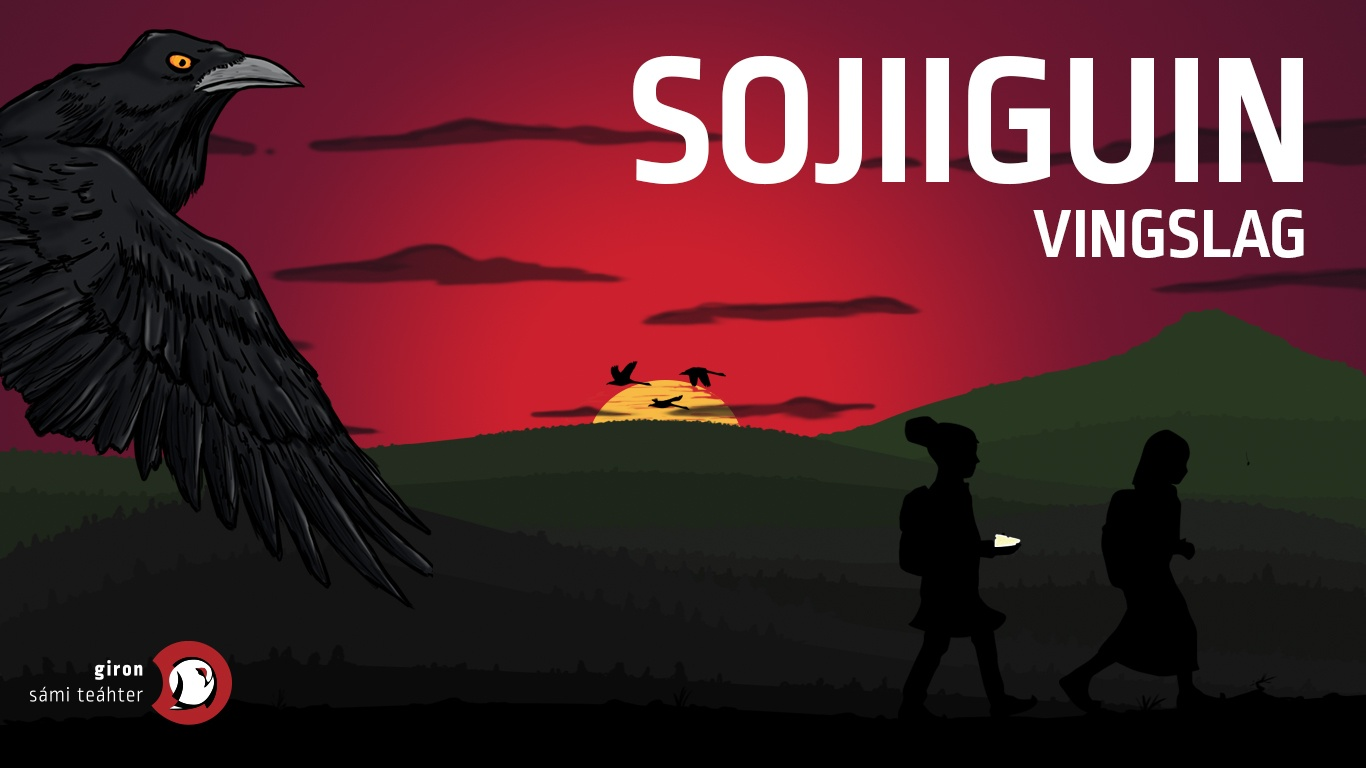 Sojiiguin…vingslag-liggande